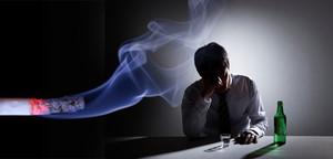 코로나 19로 인해 더 많은 담배와 음주 및 운동 감소
